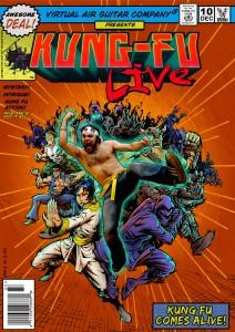 Kung-Fu LIVE  per PlayStation 3