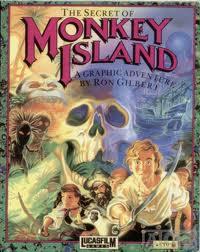 The Secret of Monkey Island per Atari ST