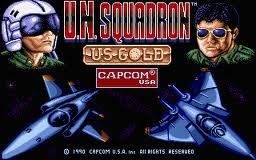 U.N. Squadron per Atari ST