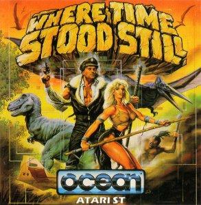 Where Time Stood Still per Atari ST