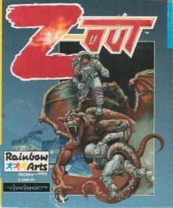 Z-Out per Atari ST