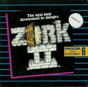 Zork II: The Wizard of Frobozz per Atari ST