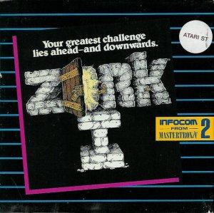 Zork: The Great Underground Empire per Atari ST