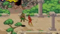 Justice League Heroes: The Flash - Gameplay