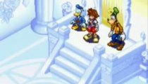 Kingdom Hearts: Chain of Memories - Gameplay
