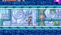 Metroid Fusion - Gameplay