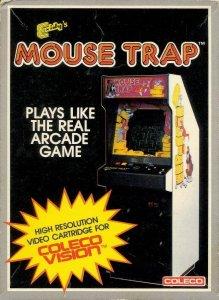 Mouse Trap per ColecoVision