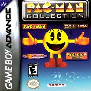 Pac-Man Collection per Game Boy Advance
