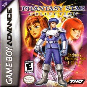 Phantasy Star Collection per Game Boy Advance
