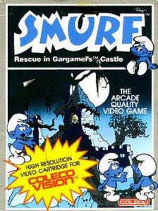 Smurf: Rescue In Gargamel's Castle per ColecoVision