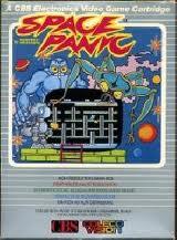 Space Panic per ColecoVision