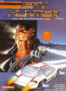 Spy Hunter per ColecoVision