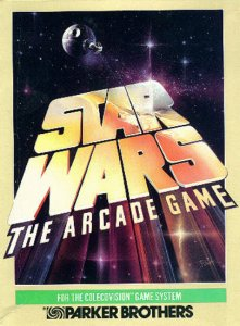 Star Wars: The Arcade Game per ColecoVision