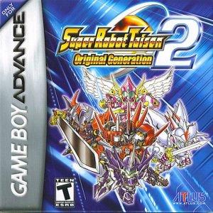 Super Robot Taisen: Original Generation 2 per Game Boy Advance