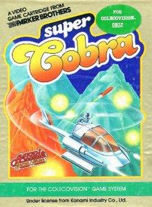 Super Cobra per ColecoVision