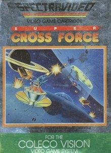 Super Crossforce per ColecoVision