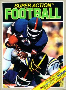 Super Action Football per ColecoVision