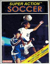 Super Action Soccer per ColecoVision