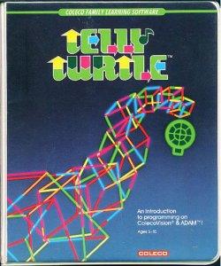 Telly Turtle per ColecoVision