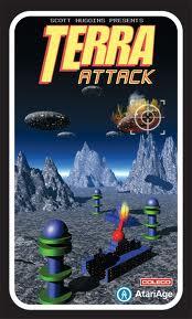 Terra Attack per ColecoVision