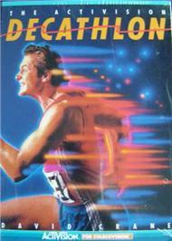 The Activision Decathlon per ColecoVision