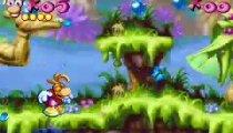 Rayman Advance - Gameplay