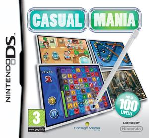 Casual Mania per Nintendo DS