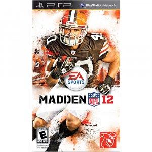Madden NFL 12 per PlayStation Portable