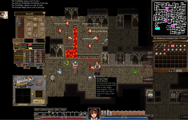 Dungeons of Dredmor sarà il terzo gioco a supportare il Workshop di Steam