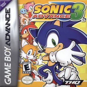 Sonic Advance 3 per Game Boy Advance