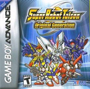 Super Robot Taisen: Original Generation per Game Boy Advance