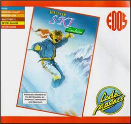 Advanced Ski Simulator per Commodore 64