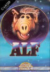 ALF: The First Adventure per Commodore 64