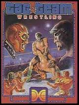 All American Tag-Team Wrestling per Commodore 64