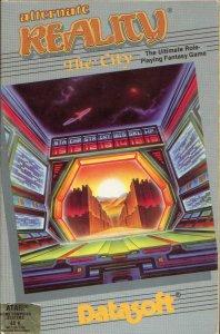 Alternate Reality: The City per Commodore 64