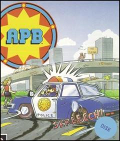 APB - All Points Bulletin per Commodore 64