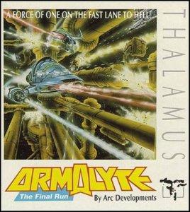 Armalyte per Commodore 64