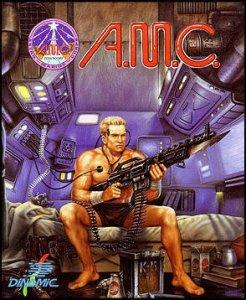 Astro Marine Corps per Commodore 64