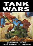 Tank Wars per ColecoVision