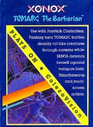 Tomarc the Barbarian per ColecoVision