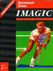 Tournament Tennis per ColecoVision
