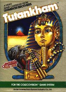 Tutankham per ColecoVision