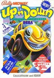 Up 'n Down per ColecoVision