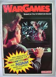 WarGames per ColecoVision