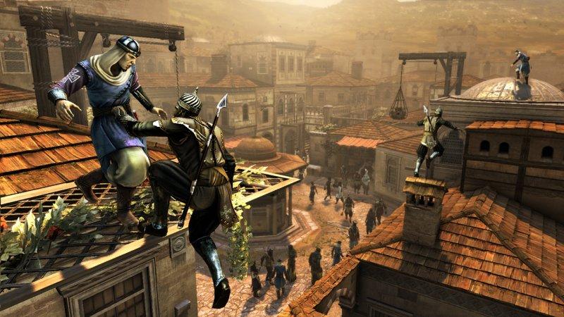 La trama della serie Assassin's Creed è quasi tutta già scritta