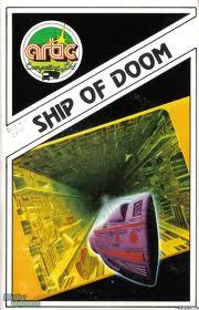 Adventure C: Ship of Doom per Commodore 64