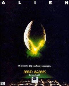 Alien per Commodore 64