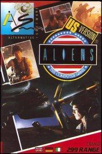 Aliens: The Computer Game per Commodore 64