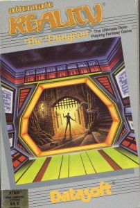 Alternate Reality: The Dungeon per Commodore 64