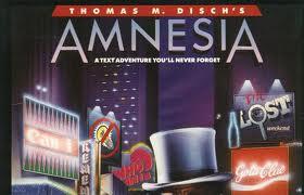 Amnesia per Commodore 64